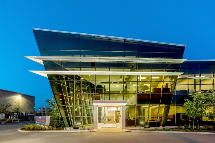 Phoenix Glass Headquarters