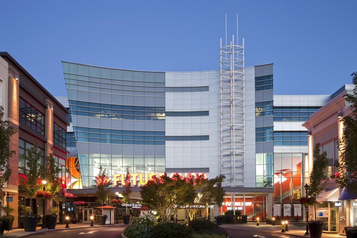 Uptown Centre, Victoria BC