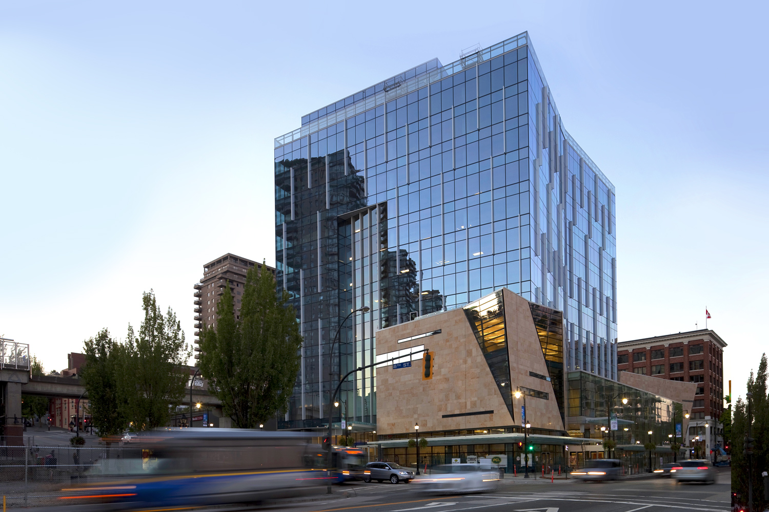 Anvil Centre Becomes Gateway To New Westminster S Downtown